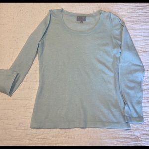 Pure collection girls cashmere sweater